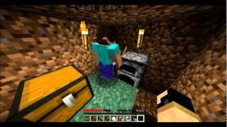 Minecraft Maceraları Bölüm 1 - A Little Shapeless House