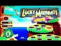 Lucky Meerkats slot machine, bonus