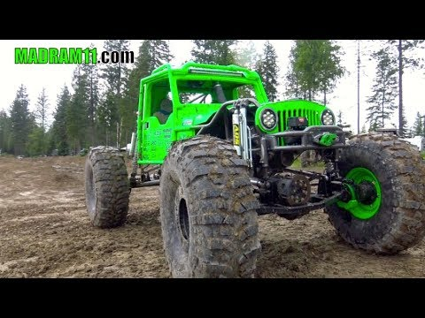 BADDEST JEEP WILLYS IN THE WORLD