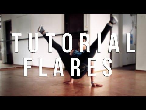 Tutorial En Español - Flares (Break Dance)