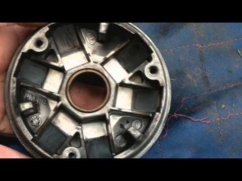 SYM Symply 50cc 13 g Variator Clutch Rollers