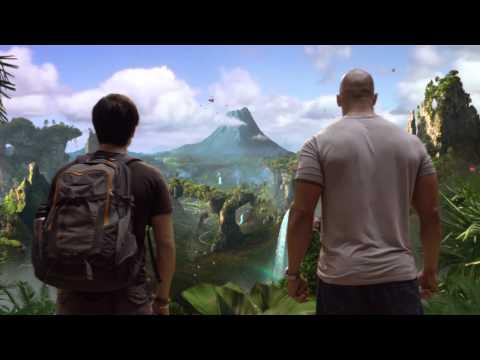 Trailer do filme Viagem ao Centro da Terra