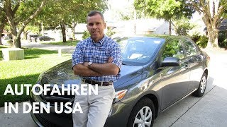 Autofahren in den USA | Folge 17 | die Autobahn
