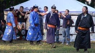 2012年10月7日(日) 【第2回モンゴル文化交流ナーダム / 第19回ブフ大...