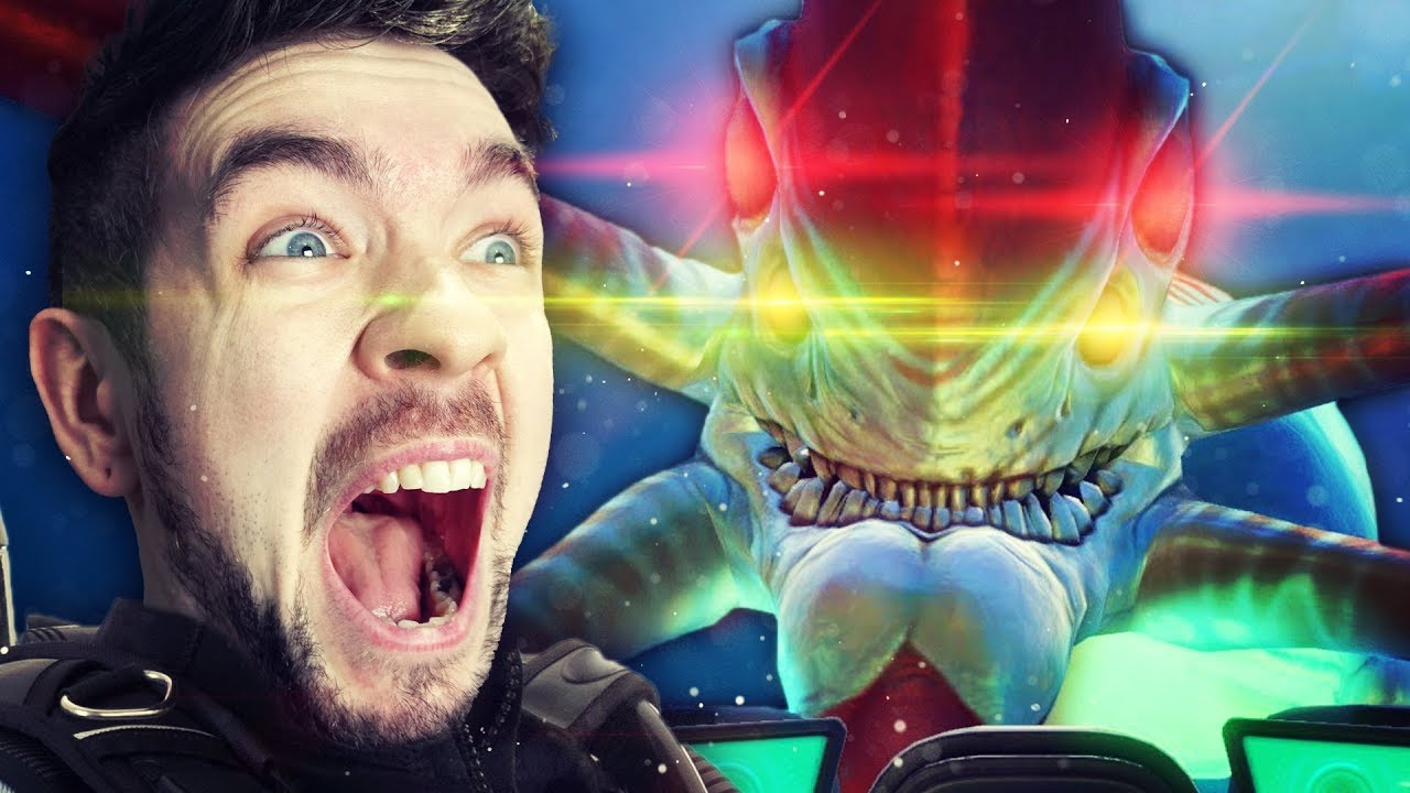 THAT WAS WAY TOO CLOSE!! | Subnautica - Part 8(Full Release)