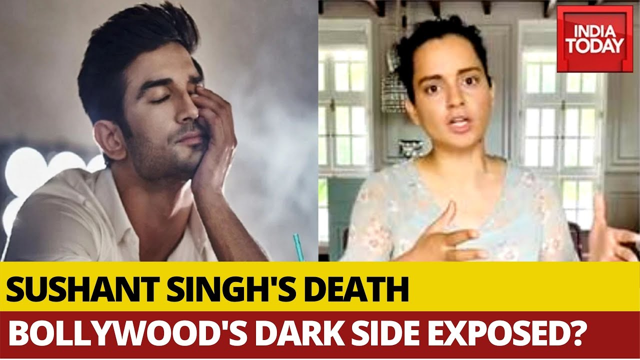 Sushant Singh Rajput's Suicide Sparks Off Controversy; Bollywood A-Listers Under Fire Over His