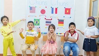 Kids Go To School   Hours Of Testing Chuns Help Friends Difficult Teacher