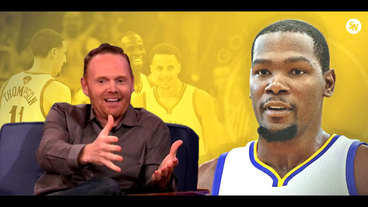 Bill Burr - On Kevin Durant And The Beatles - YouTube