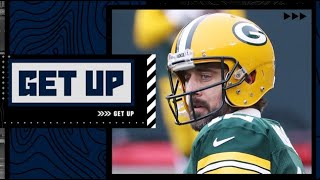 Aaron Rodgers wants the world to know the Packers are nothing without him - Sam Acho | Get Up