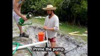 Diy: How To Drill A Well By Hand: Save $3,000+: Self Sufficient Homestead