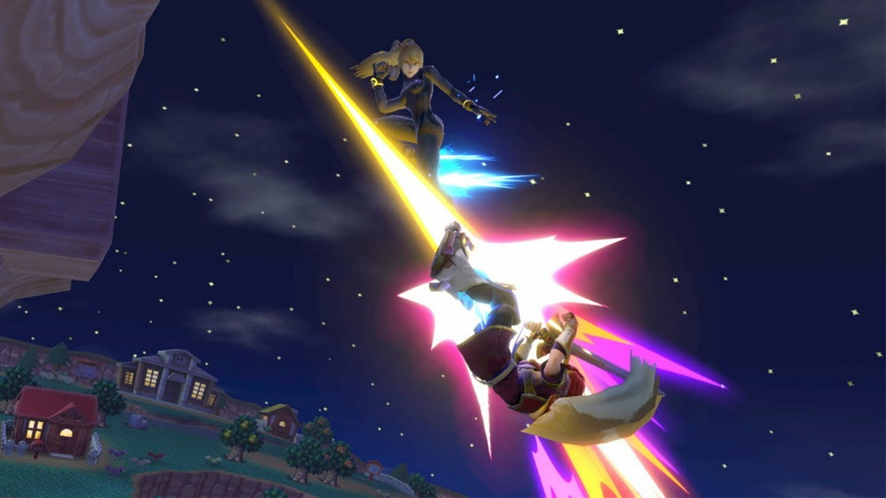 Career Ending Dunks in Smash Ultimate #3