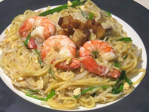 singapore-hokkien-prawn-mee-新加坡福建虾面