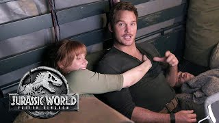 Jurassic World: Fallen Kingdom | Chris & Bryce | Now on Blu-ray, DVD & Digital