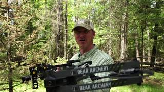 Mike Pelletier Kuma LD Product Review   Bear Archery