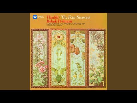 Le quattro stagioni (The Four Seasons) , Violin Concerto