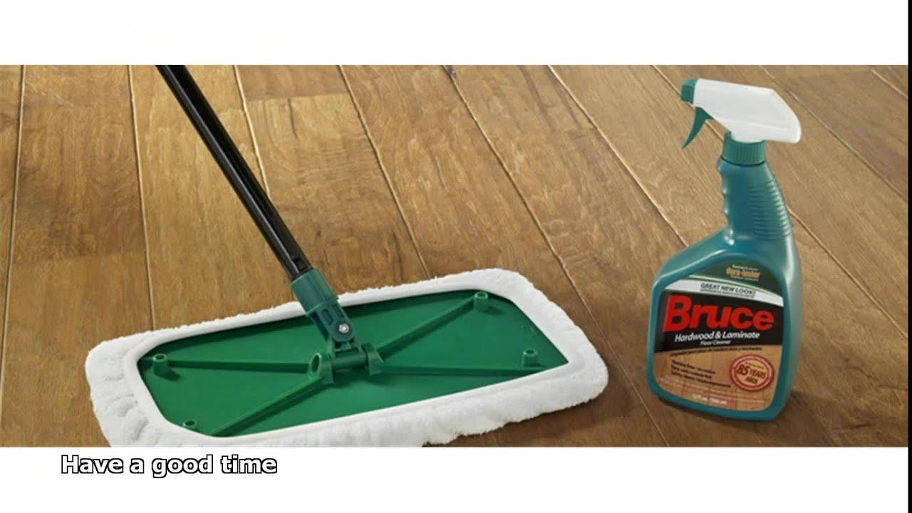 Bruce Floor Cleaner