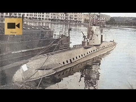 Uボート驚異的なパワーと秘密