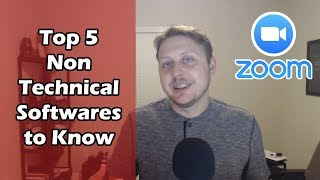 Top 5 Non Technical Software to Know in Software Engineering