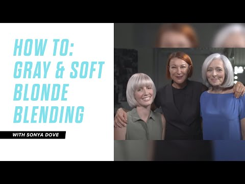 Wella Professionals Koleston Perfect Touch of Cool with Sonya Dove