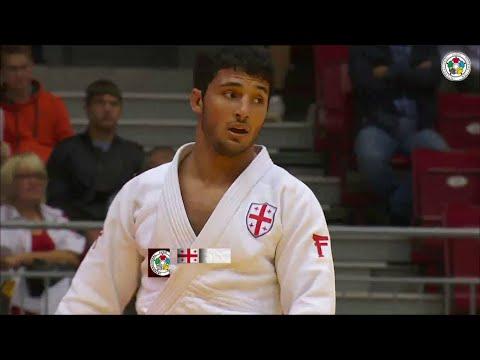 Georgia vs Czech Republic - Judo World Championship Teams Chelyabinsk 2014