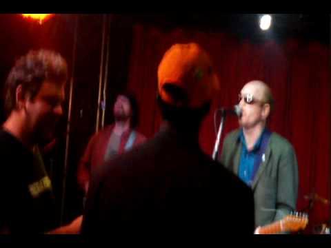 Chris Crofton & The Alcohol Stuntband - Live @ Next Big Nashville - 10 October 2009