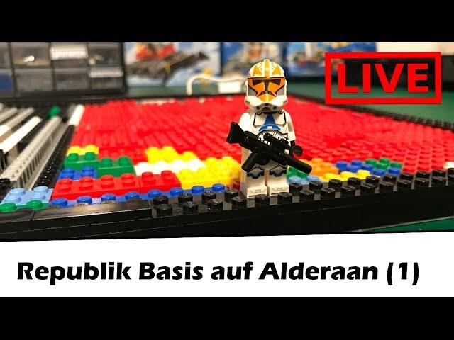 Republik Basis auf Alderaan (1)/Live