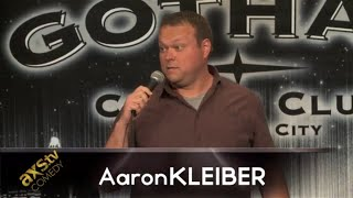 Gotham Comedy Live featuring Aaron Kleiber