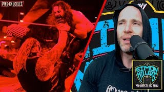 Let's Talk About The Fiend vs Seth Rollins At WWE Hell In A Cell | Simon Miller Wrestling Show #220