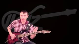 Соло Встань, страх Преодолей - Как играть на гитаре