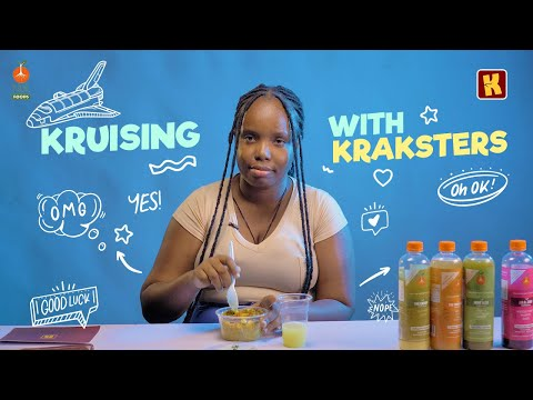 TRIVIA QUESTIONS WITH KRAKSTERS | Kruising With Kraksters Ep 14
