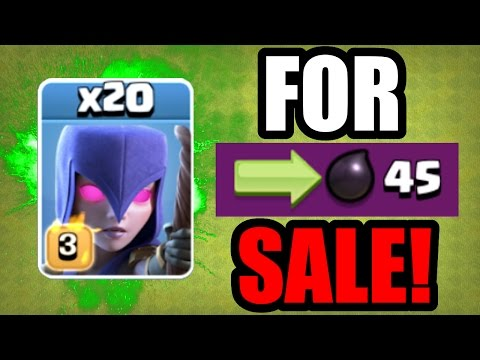 CHEAPEST WITCHES YOU'LL EVER SEE!! - Clash Of Clans - IS THIS ANOTHER LEAK?
