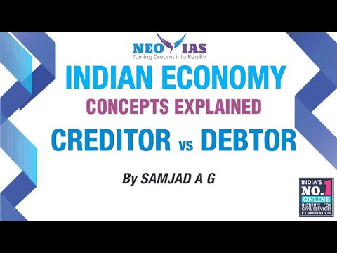 Creditor vs Debtor / Inflation Part 04 - Final | Indian Economy