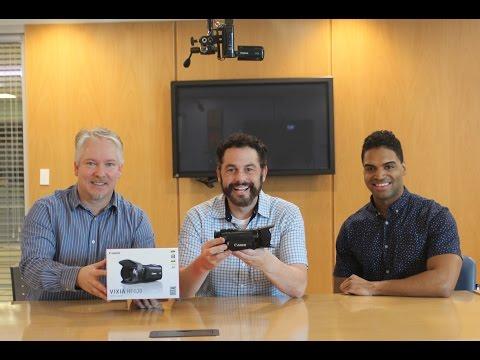 Canon Vixia HF G20 Video Camera