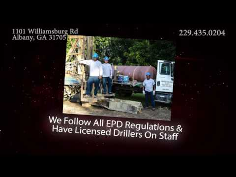 Well Drilling Service in Albany, GA | Harvey Drilling Corp