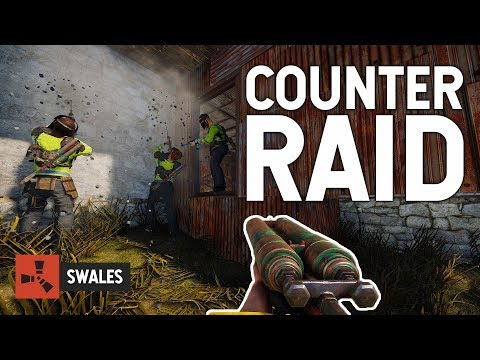 COUNTER RAIDING FOR A PERFECT START - RUST thumbnail
