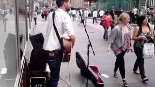 mike rosenbergpassenger live in buchanan street glasgow