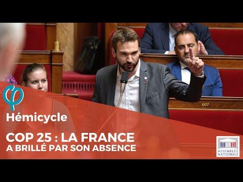 COP 25 : La France a brillé par son absence