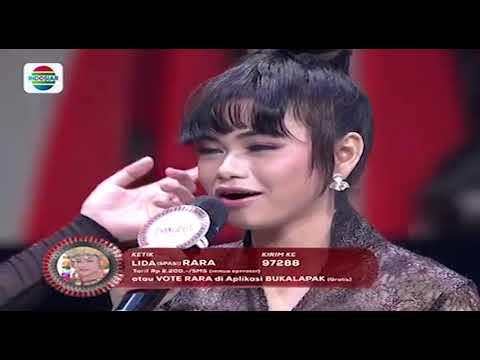 Multi Talenta! Rara Dari Sumatera Selatan Bisa Juga Ngelanggam Jawa