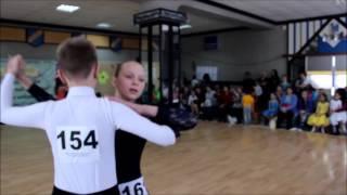 Медленный вальс Никита  Лиза категория 10 - 11 лет начинающие 2 танца