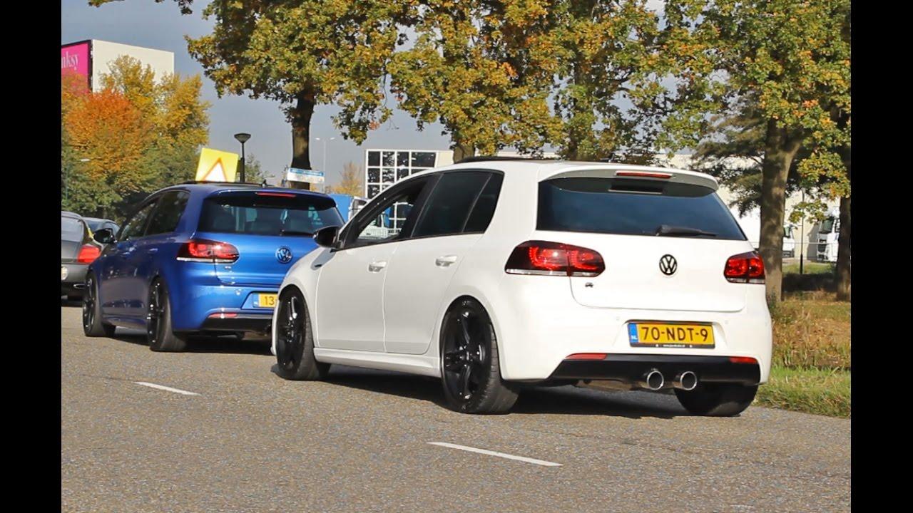 Vw golf r mk6 cars one love - 400hp Vw Golf R Mk6 Loud Accelerations