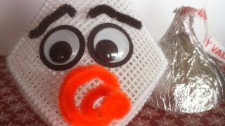 Make An Olaf Hershey Kiss Party Favor - Diy Crafts - Guidecentral
