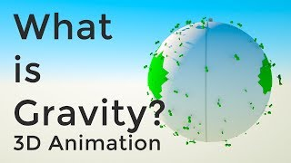 What is gravity and how does it work 3D animation