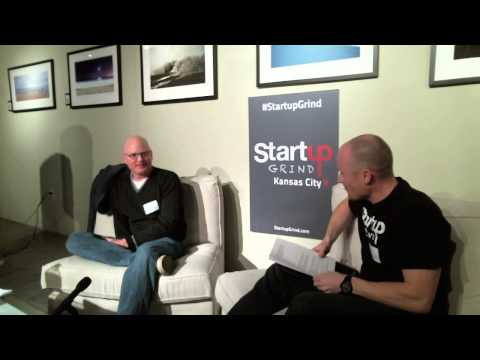 Tim Barton (FreightQuote) at Startup Grind Kansas City