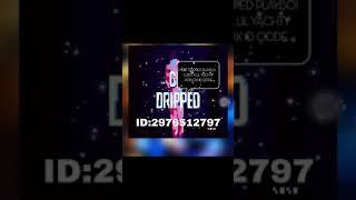 Get Dripped Lil YACHTY x PlayboiCarti ROBLOX id code
