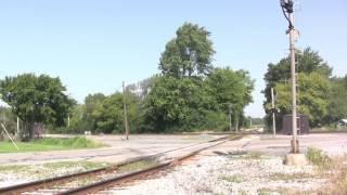 I&O (Cincinnati Railroad Club) Passenger Train - Springfield to Maplewood, Ohio, August 25th, 2013