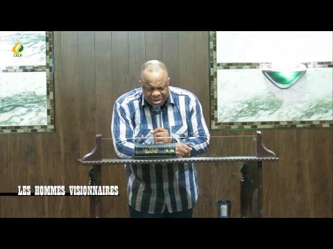 Crée par Dieu pour de grands exploits - Pst Thierry Prospère Tshinkola