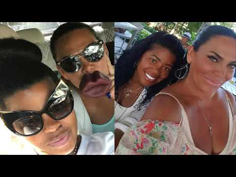 Chrissy Lampkin & Renee Graziano new  tea! Reality TV  stars from LHHNY & Mob Wives link up!