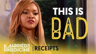 Mariah Huq Is Back With RECEIPTS On Dr. Heavenly's DADDY 🐸 #Married2Med Season 6