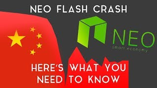 NEO Flash Crash | Here's what you need to know