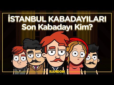 İSTANBUL KABADAYILARI - ÜNLÜ KABADAYILAR | TÜRKÇE ANİMASYON